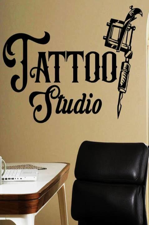 Професионално тату студио